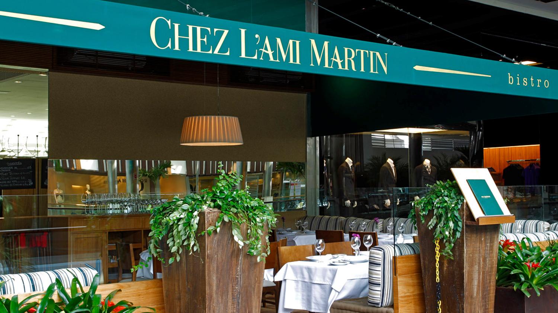 Resenha: Chez L'Ami Martin