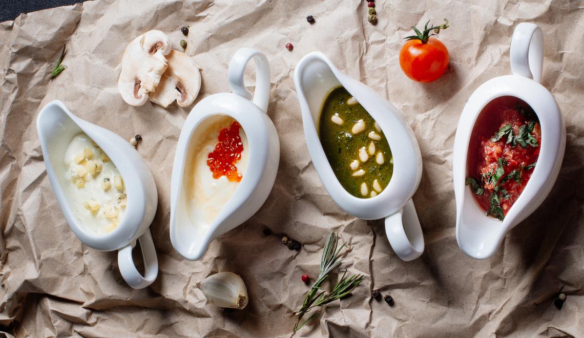 9 molhos italianos para você conhecer