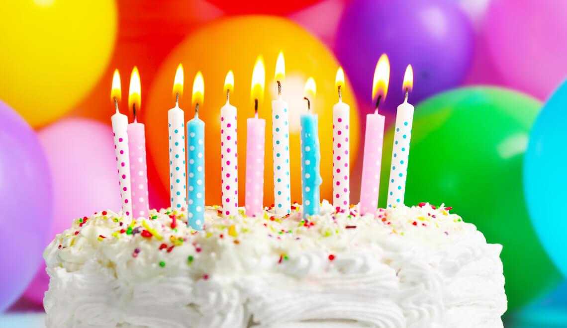 Curiosidades sobre a comemoração de aniversário