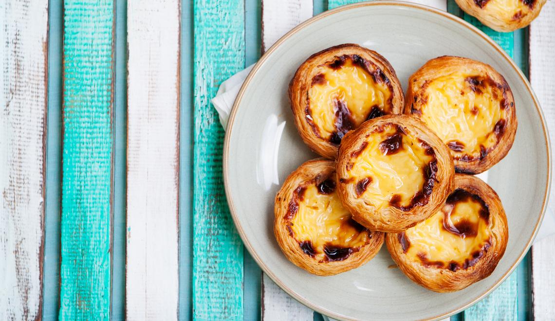 5 doces portugueses que você não pode deixar de experimentar