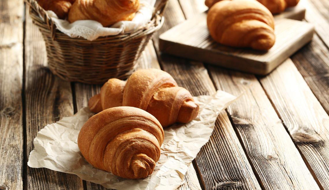 A origem do croissant, o pão folheado mais amado do mundo