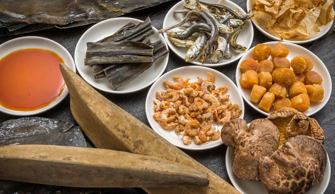 Umami: o quinto sabor que o paladar reconhece