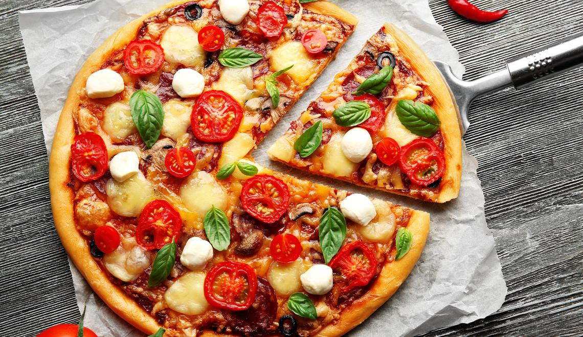 O que a sua pizza preferida revela sobre a sua personalidade?