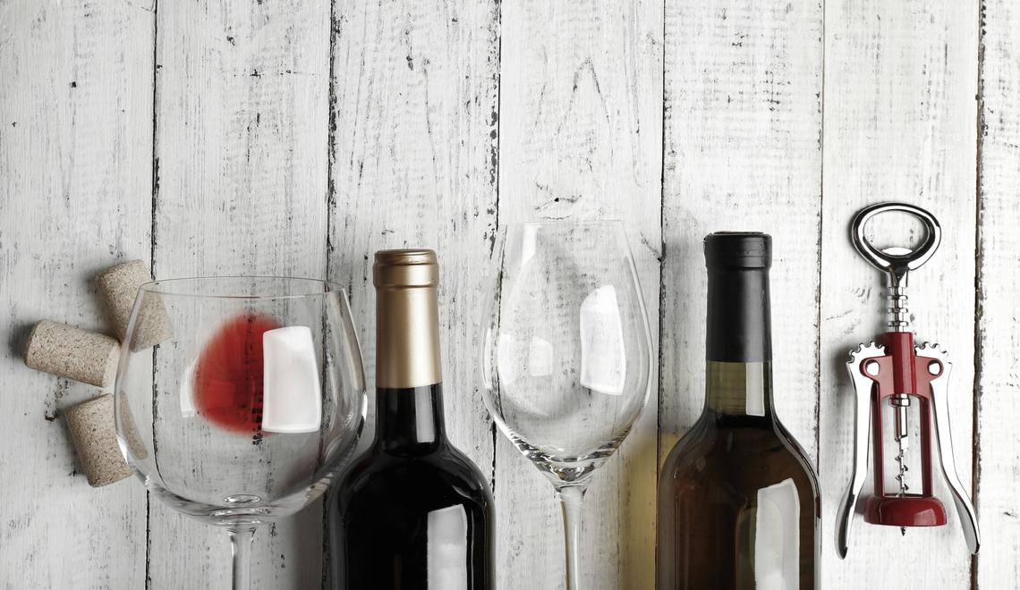 Preciso de uma taça diferente para cada vinho?