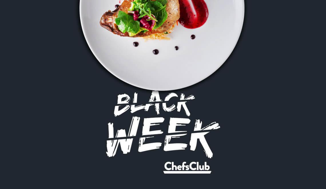 Sugestões do Chefs para a Black Week